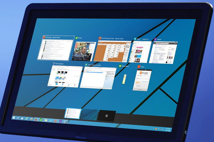 microsoft updates windows 10 technical preview to build 9879 hands on feature