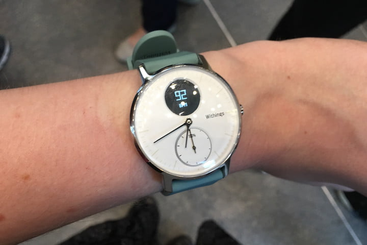 apple pulls withings products nokia steel hr heart rate