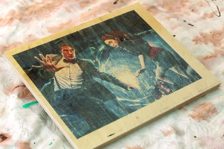 transfer images to wood using an inkjet printer woodworking for mere mortals steve ramsey printing on