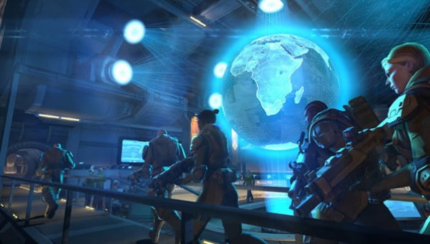 XCOM Enemy Unknown Interview