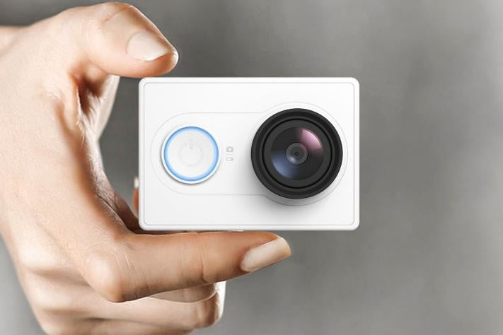 xiaomi launches gopro like action camera with super low price tag yi