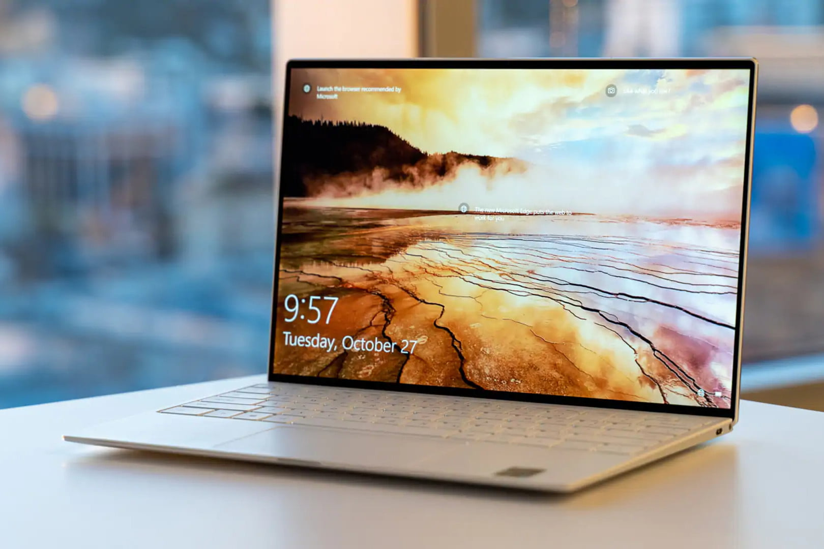 The Dell XPS 13 Is the First Laptop With a 16:10 OLED Screen - Samachar  Central