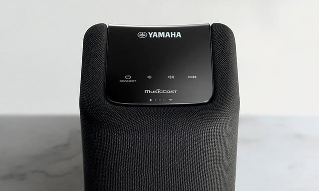 wireless multiroom audio entry level speaker shootout yamaha wx 010