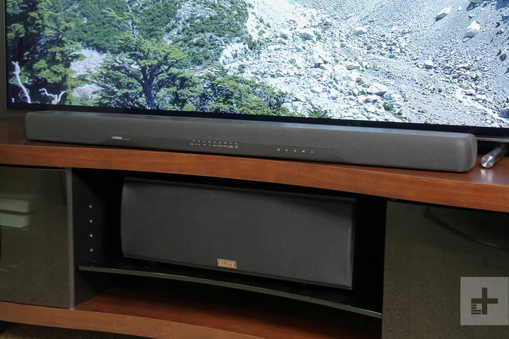 Yamaha YAS-207 soundbar review tv