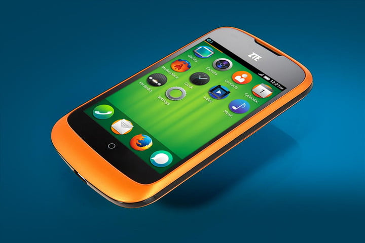 firefox os review zte open