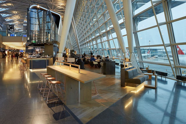 best airports for layovers z  rich airport airside center 002