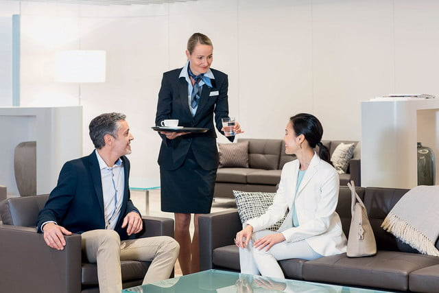 best airports for layovers z  rich airport vip lounge