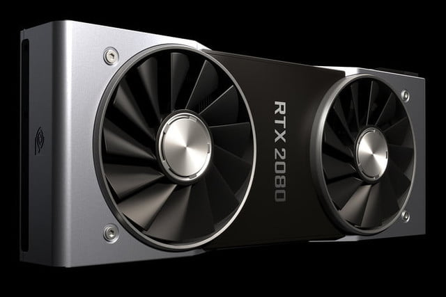 Nvidia GeForce RTX 2080 1
