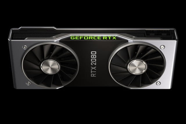 Nvidia GeForce RTX 2080 2