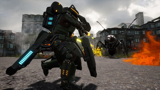 revision earth defense force iron rain edf review dt es 6