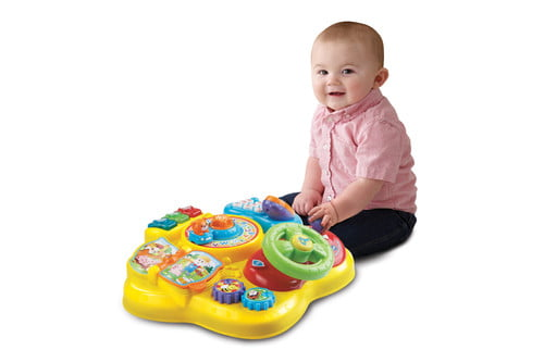 3 Years Olds Toddler VTech Musical Rhymes Book Educational Toys For 6 month