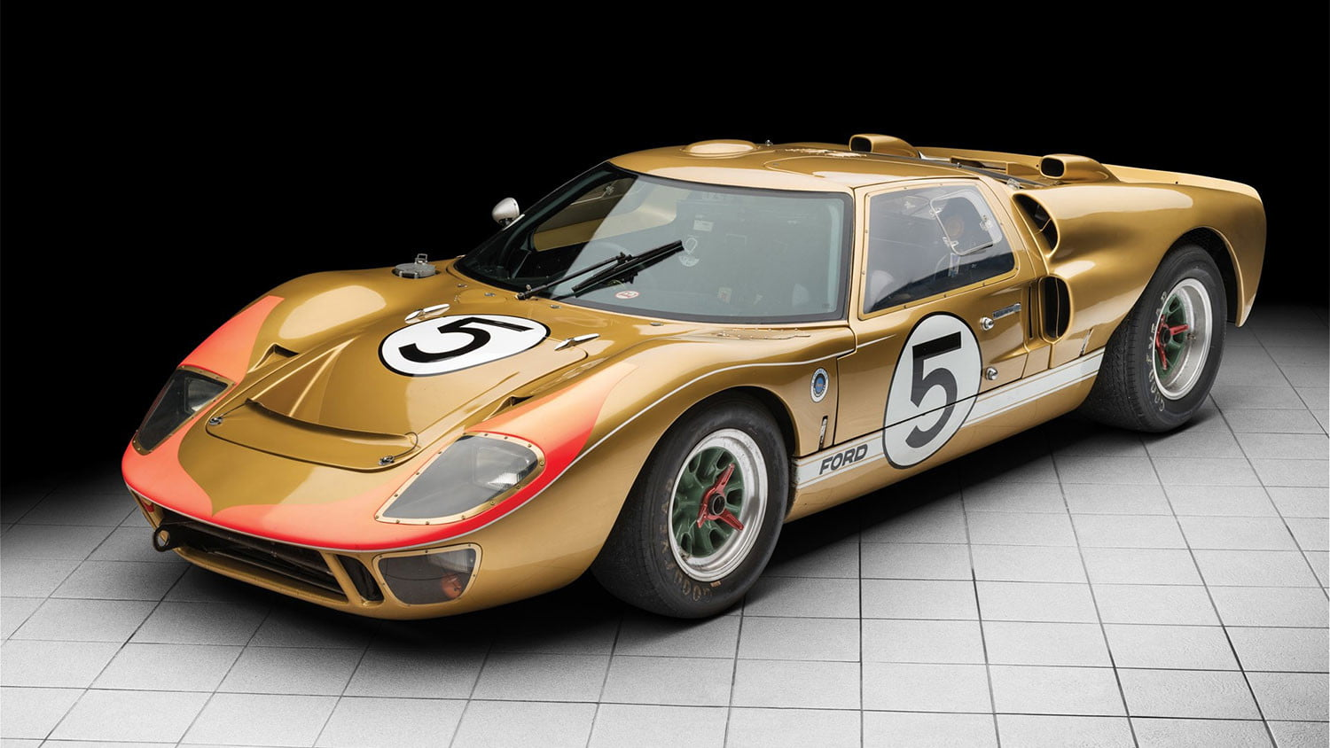 monterey car week 2018 preview 1966 ford gt40 mkii