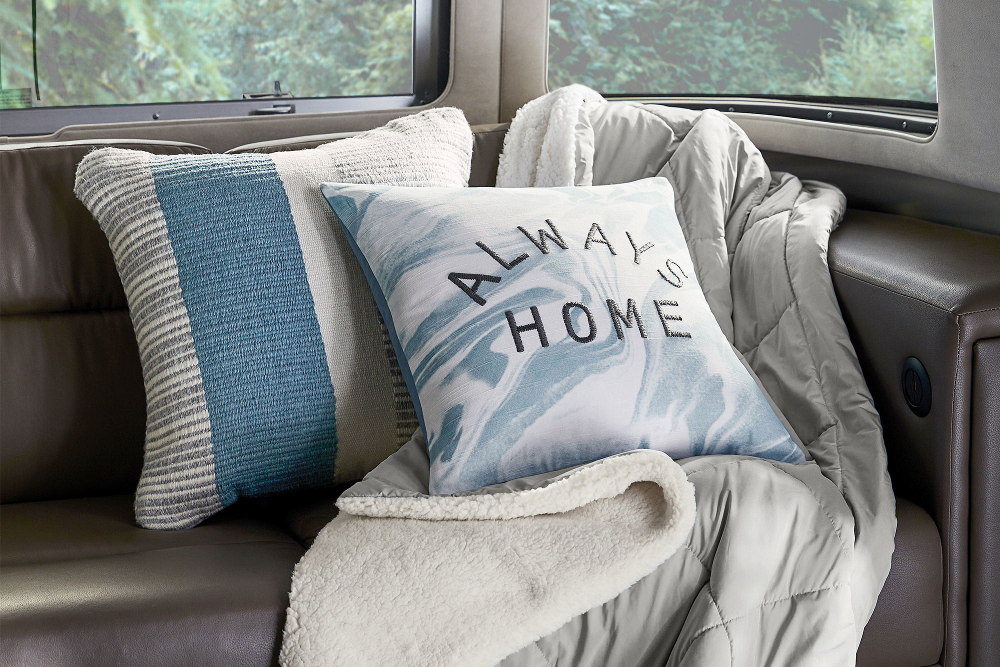 Airstream x Pottery Barn Collection Pillows