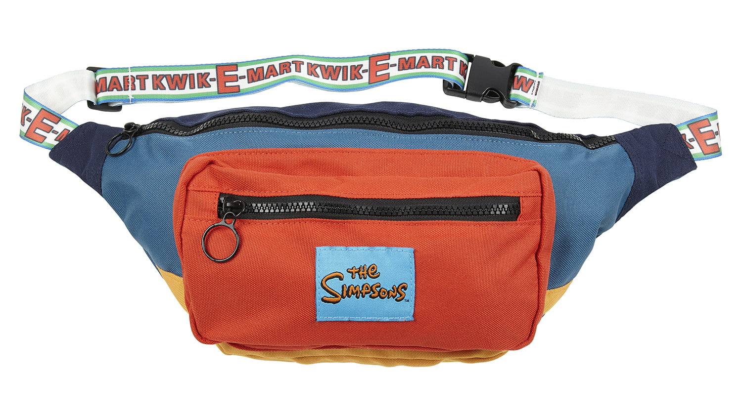asos x the simpsons collection fannypack