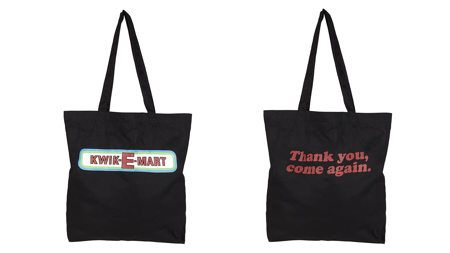 asos x the simpsons collection tote bag
