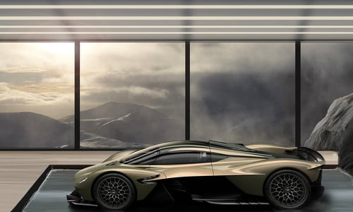 Give Your Hypercar The Garage It Deserves With An Aston Martin Lair The Manual