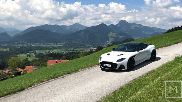 Aston Martin Dbs Superleggera Is A Mythic Monster A Hand S On Review The Manual
