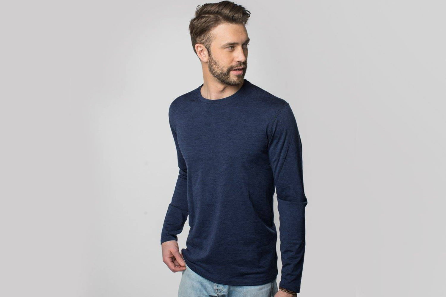 The Best Merino Shirts for Men To Layer With This Fall and Winter