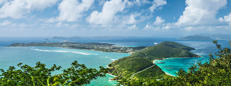 British Virgin Islands, boutique hotels in the british virgin islands