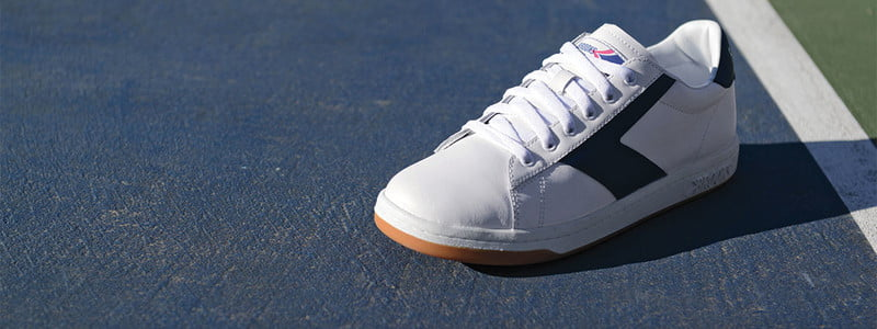 brooks heritage spring sneaker feature