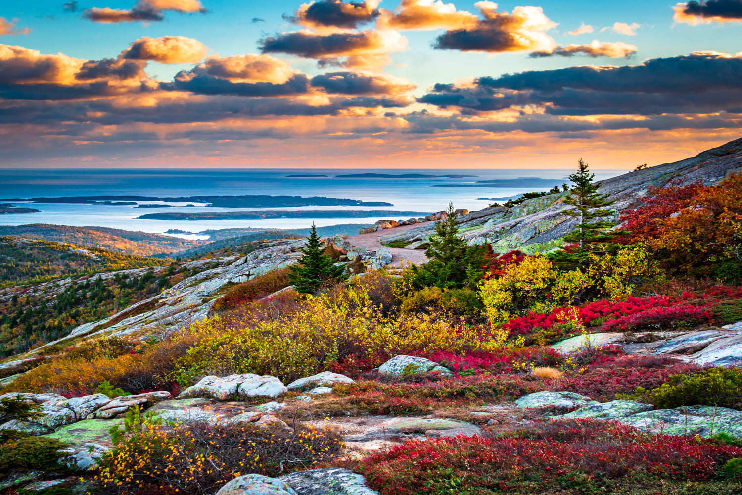 5 Best Hikes for Fall to Enjoy the Burst of Autumn Colors