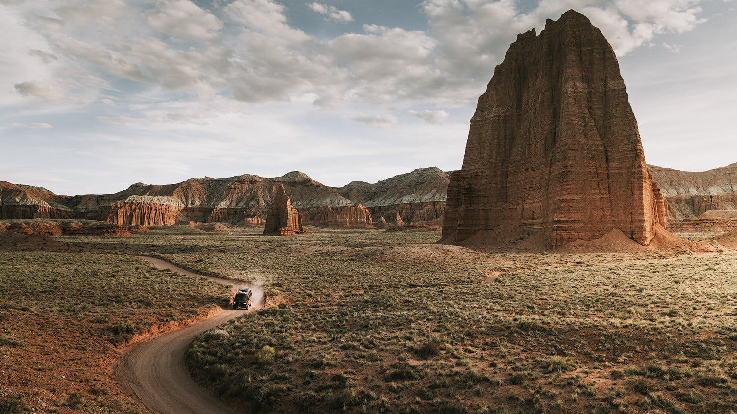 tips travel meals on the toad capitol reef van edit