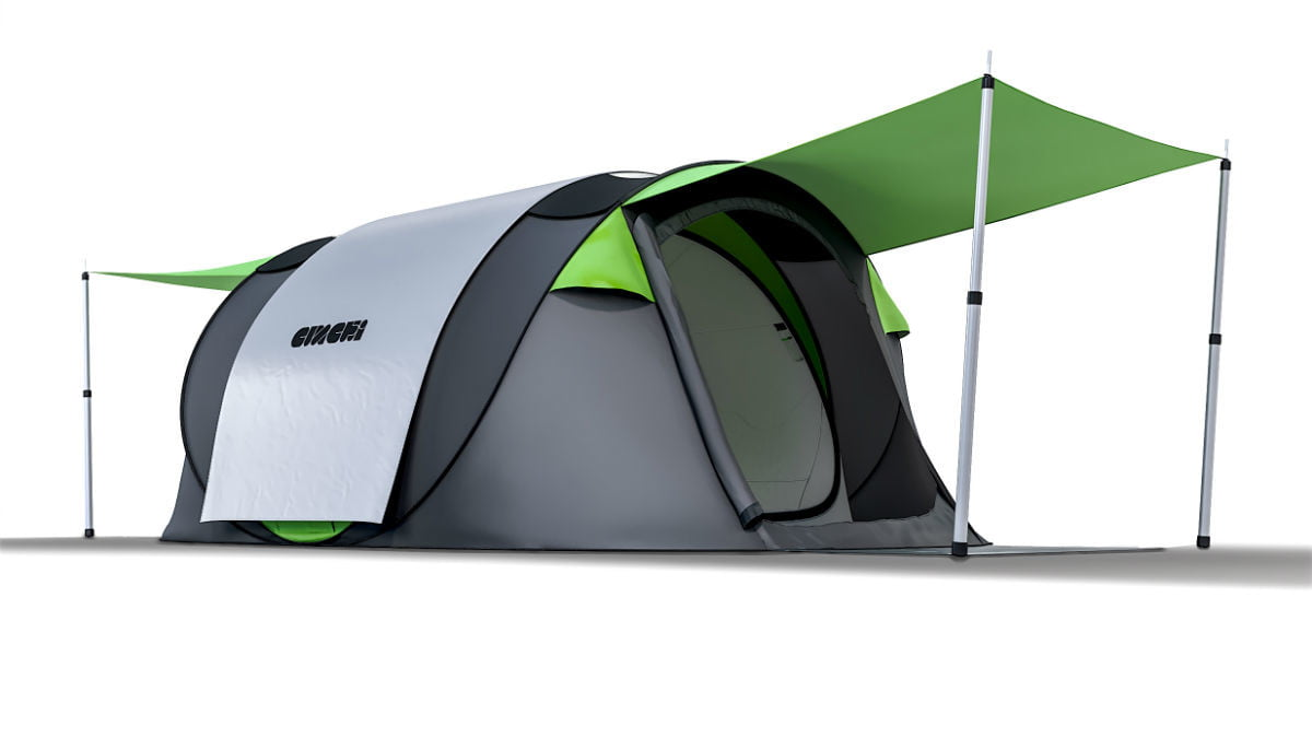 Cinch Tent Climate Control Canopy 2