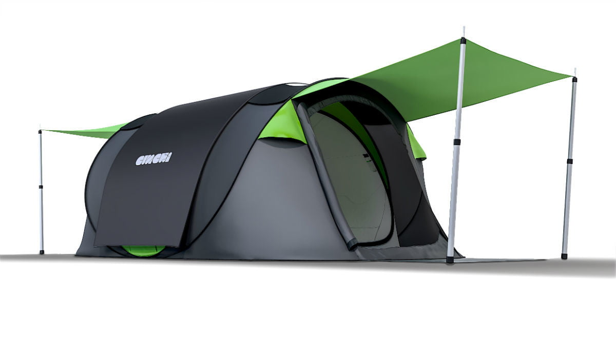 Cinch Tent Climate Control Canopy