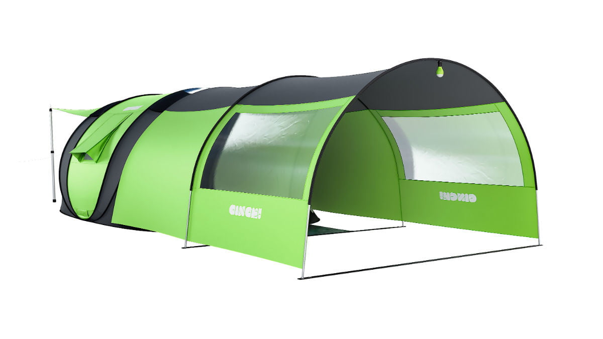 cinch pop up tent new version super extended canopy