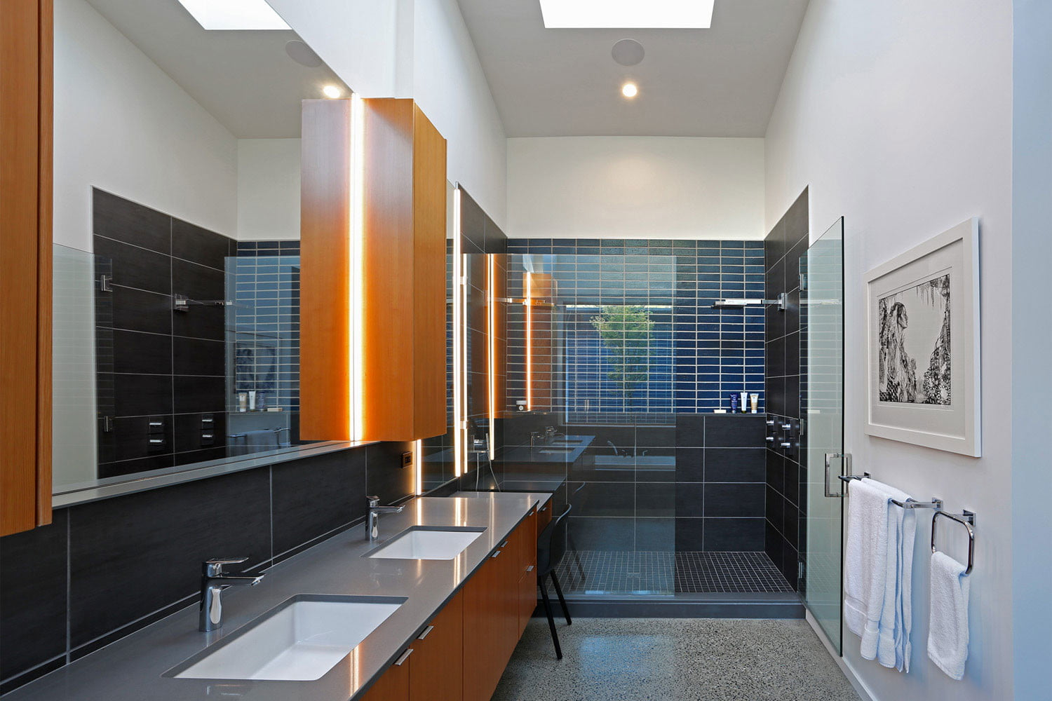 clyde hill house mid century modern revival residence 1
