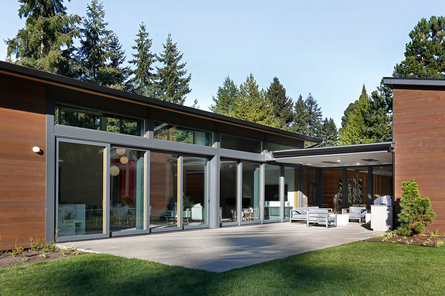 clyde hill house mid century modern revival residence 13