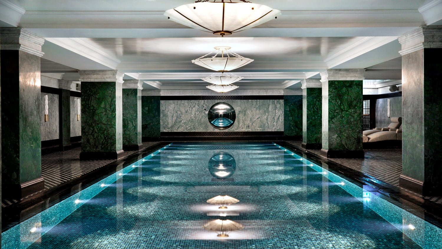 hotel review the ned london copyright downstairs pool 170503 sb hr 01