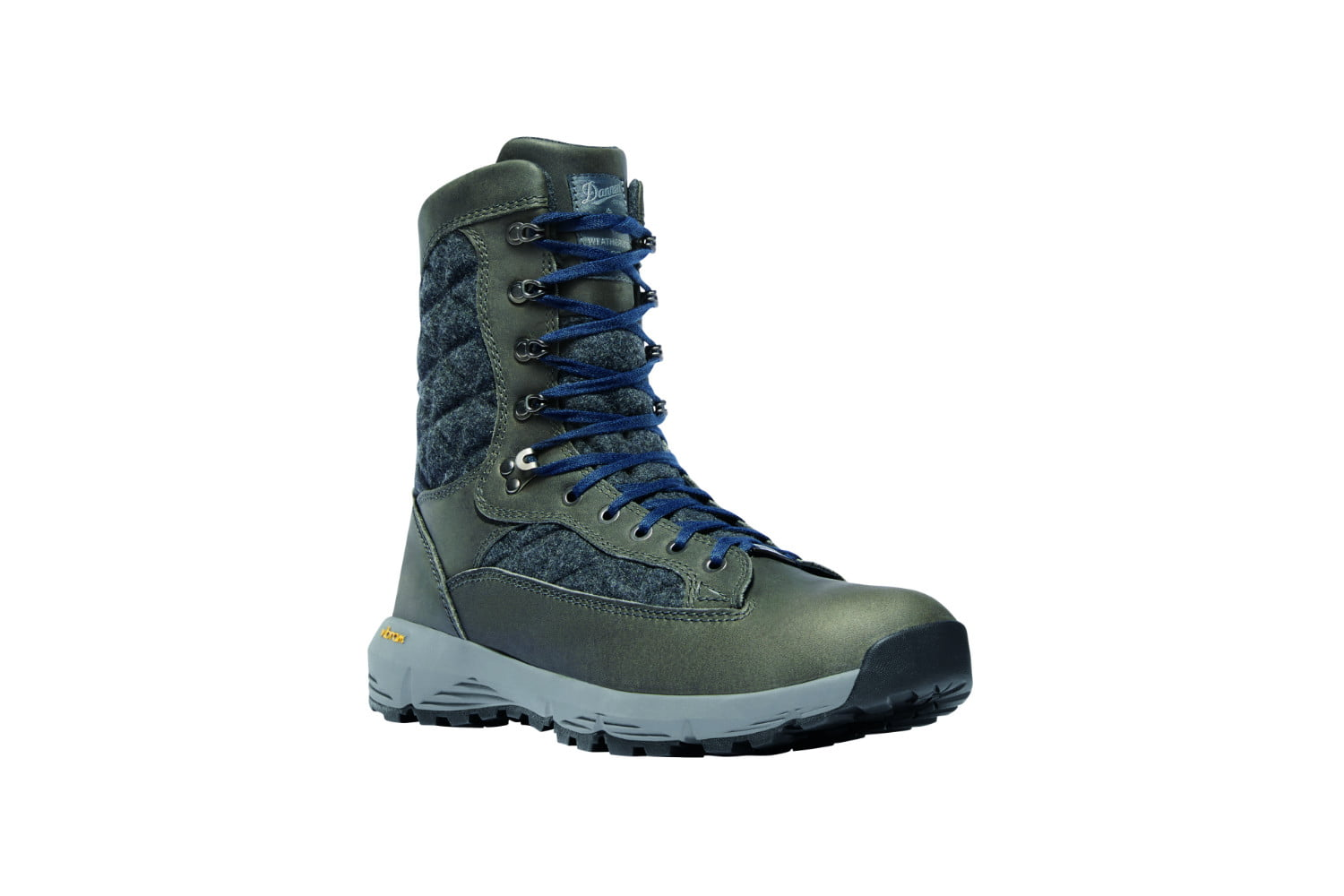 danner weatherized collection mens gray