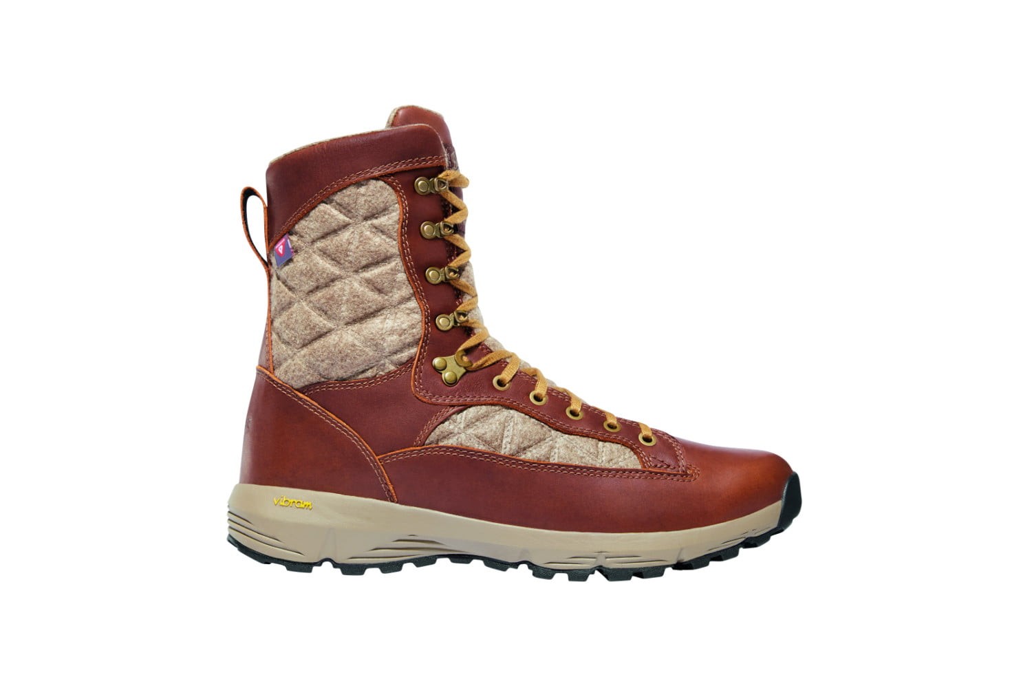 danner weatherized collection tan raptor 650 side profile