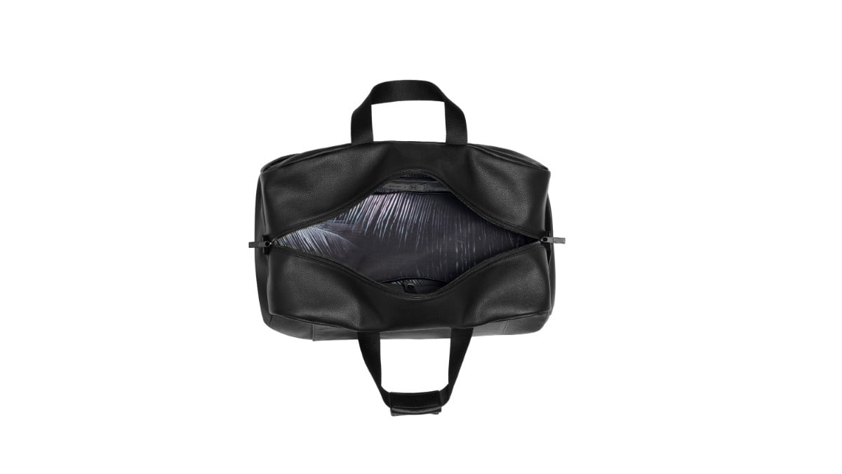 away x dwyane wade second collab wine suitcase duffel case 2