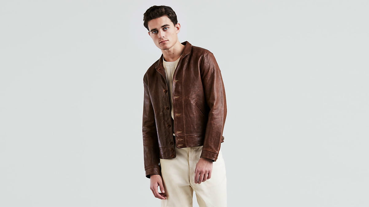 Feel Like A Genius In A Recreation Of Einstein S Beloved Leather Jacket The Manual