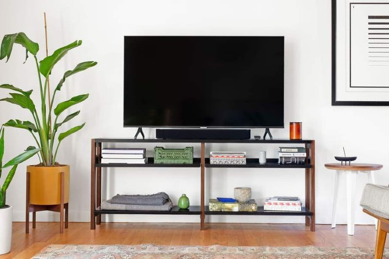 floyd's home media console.