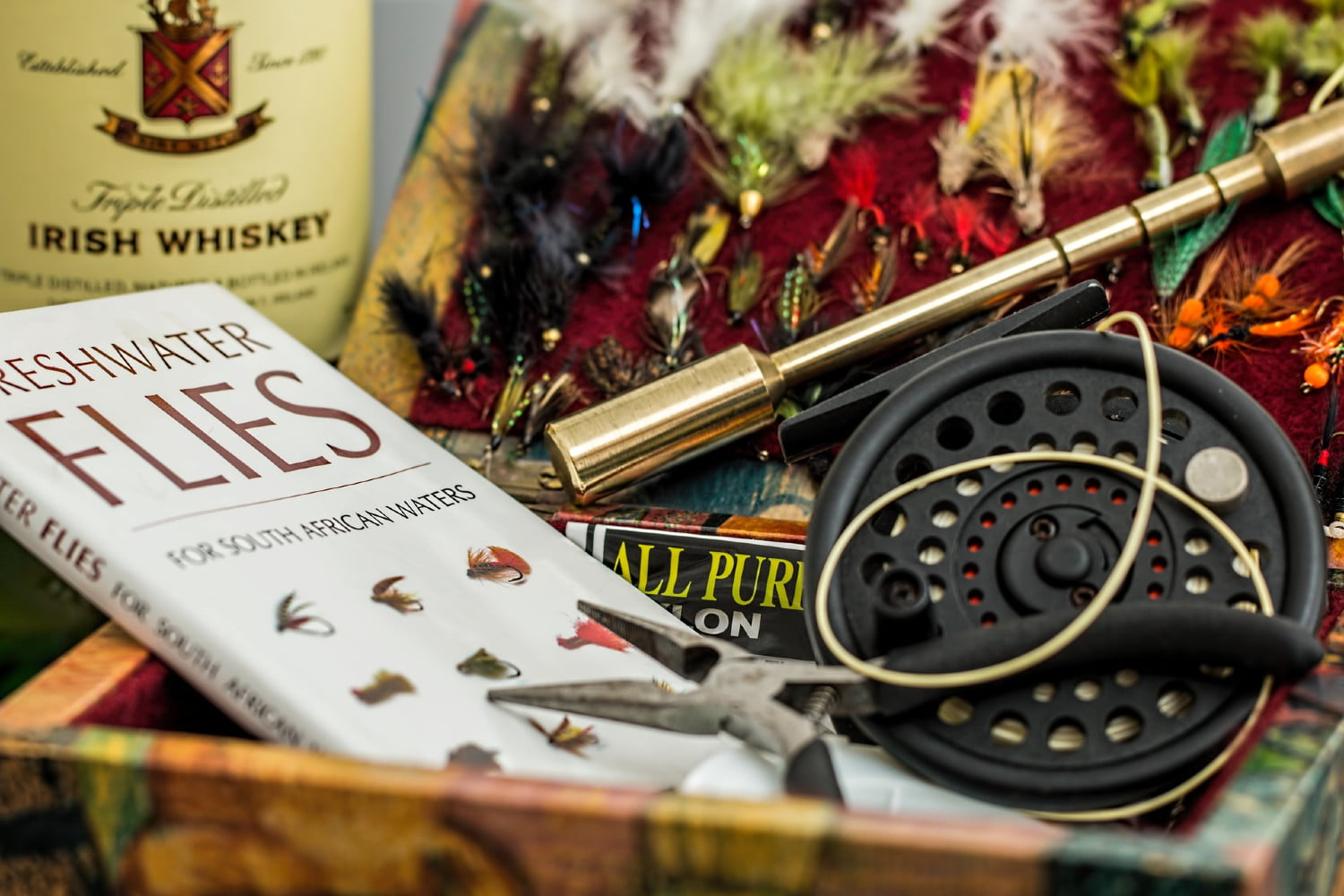 A Beginner's Guide to Fly Tying