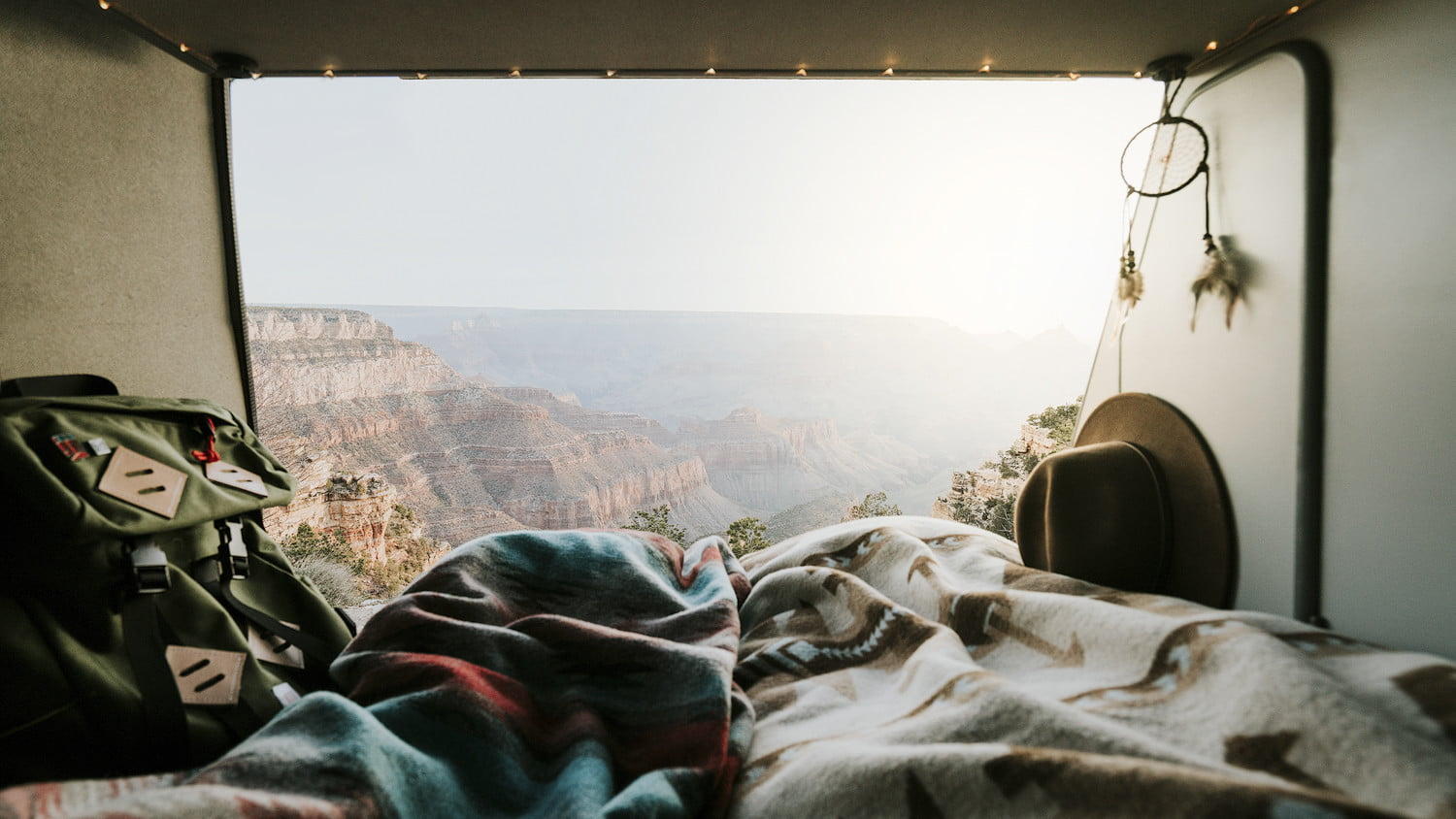 tips travel meals on the toad grand canyon van edit