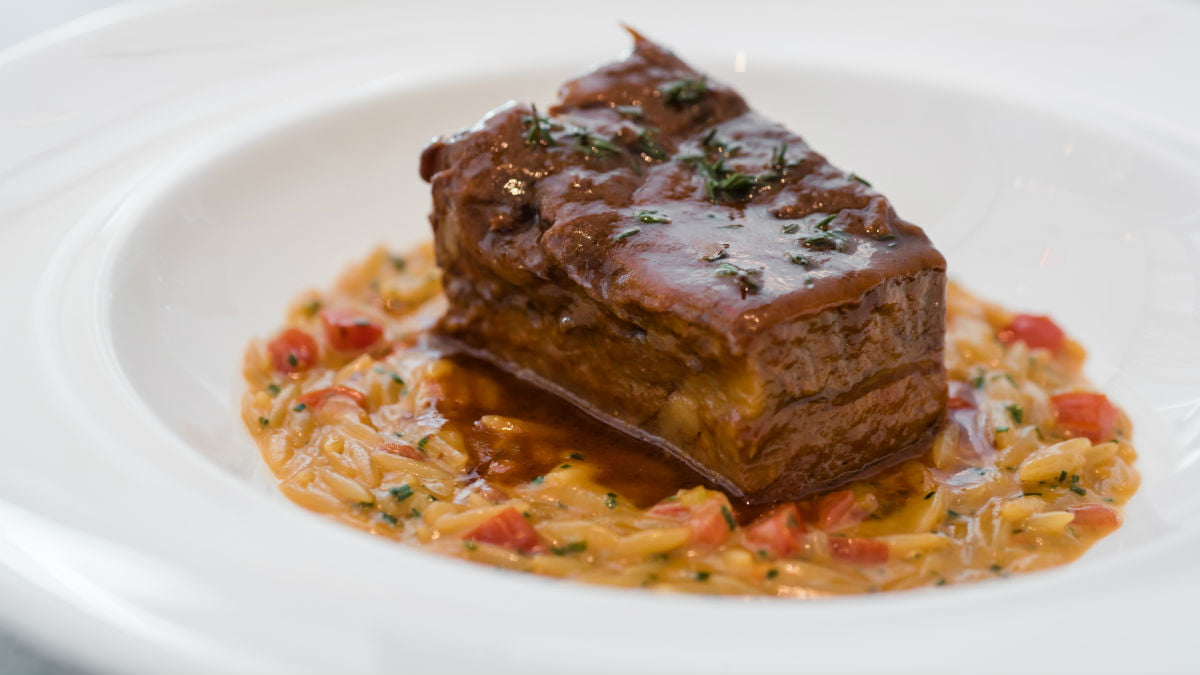 This Greek Short Rib Youvetsi Recipe Is To Die For The Manual