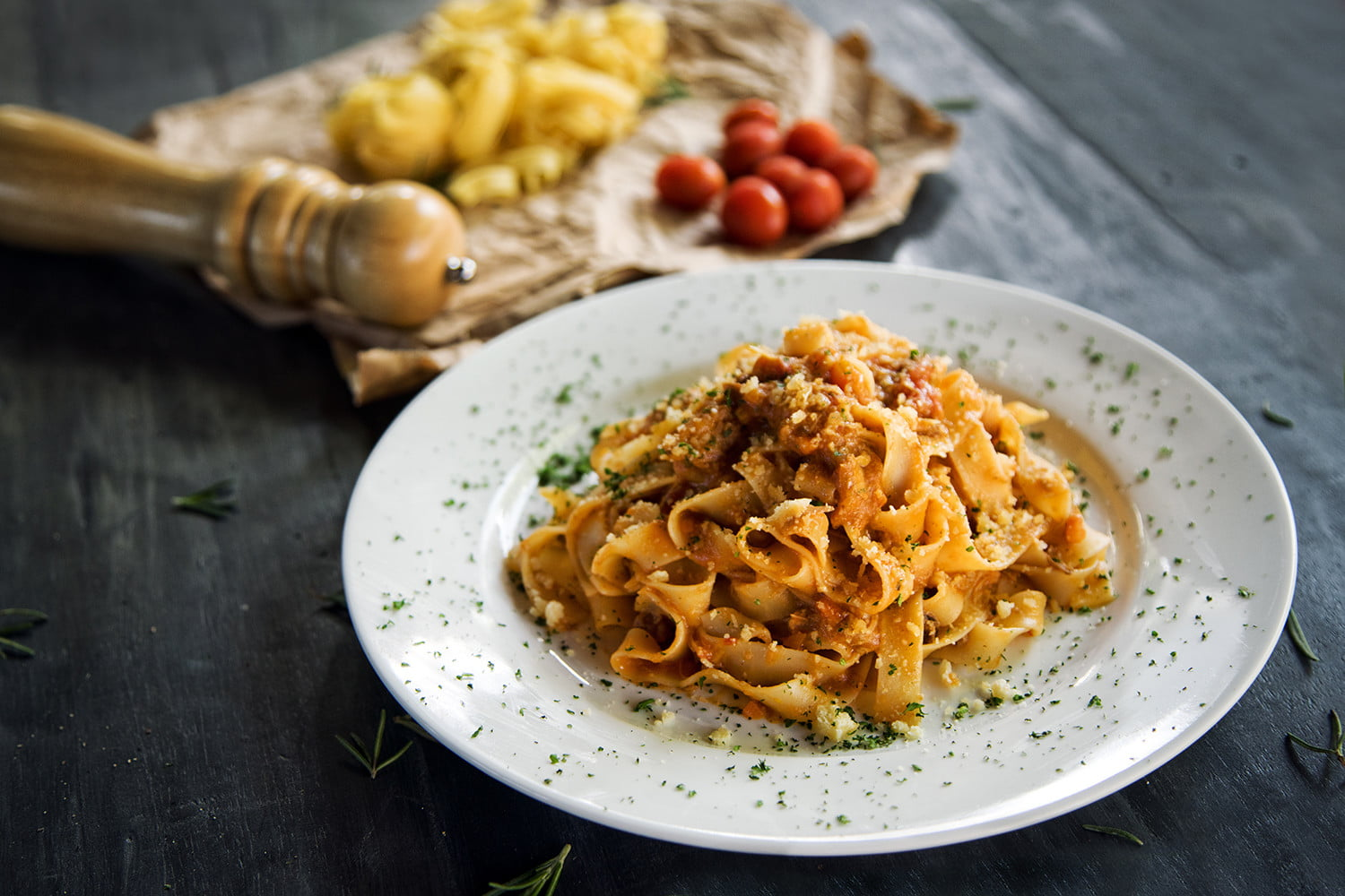 5 Easy Ways To Elevate Your Pasta Sauce