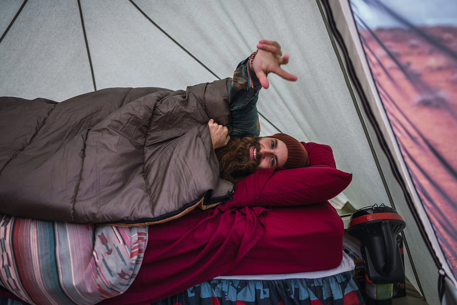 11 Tips for Sleeping in a Tent More Comfortably