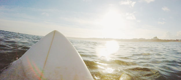how to surf surfboard