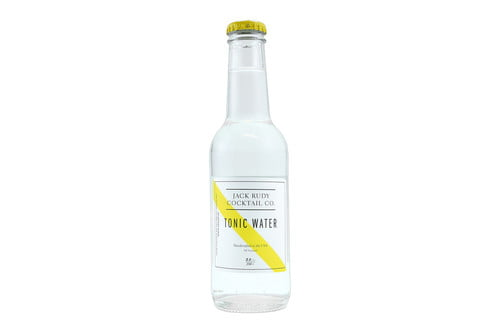 Jack Rudy Cocktail Co Tonic Water