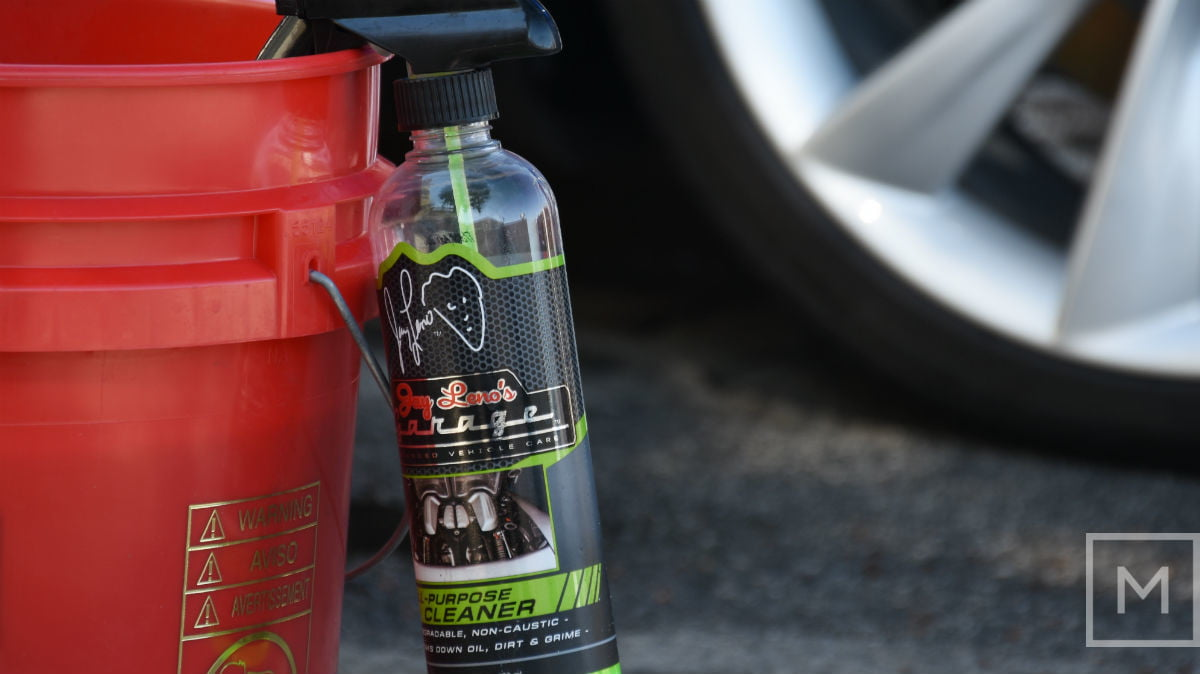 about jay lenos garage advanced vehicle care cleaner all purpose