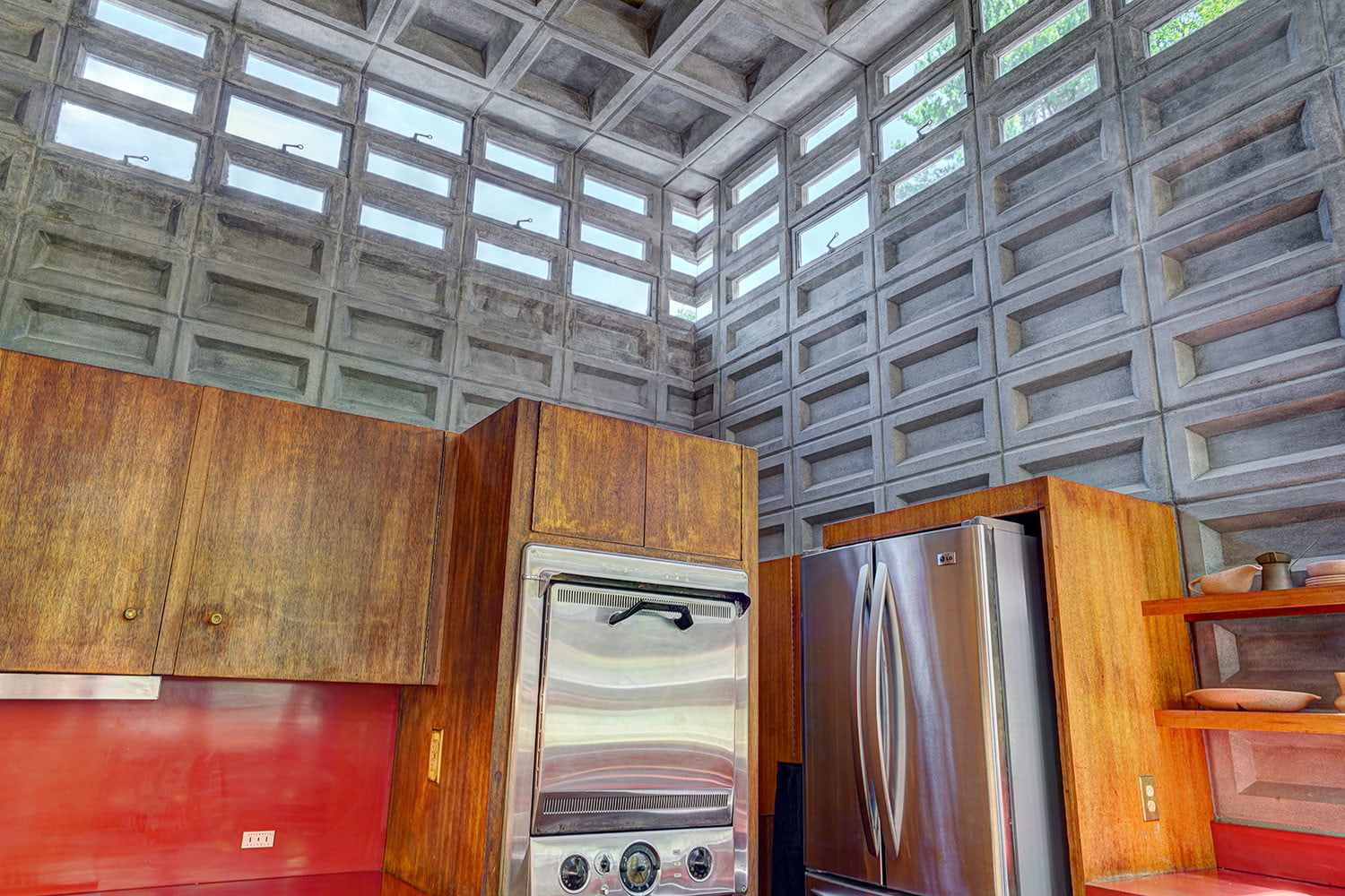 kalil house usonian automatic frank lloyd wright currier museum of art 12