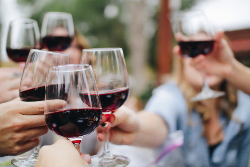 How to Drink Red Wine and Stay Healthy During the Holidays