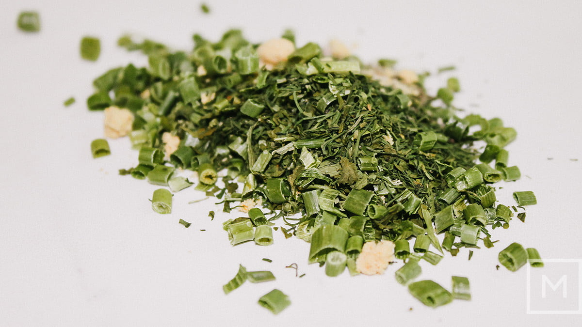 herbs for ranch dressing