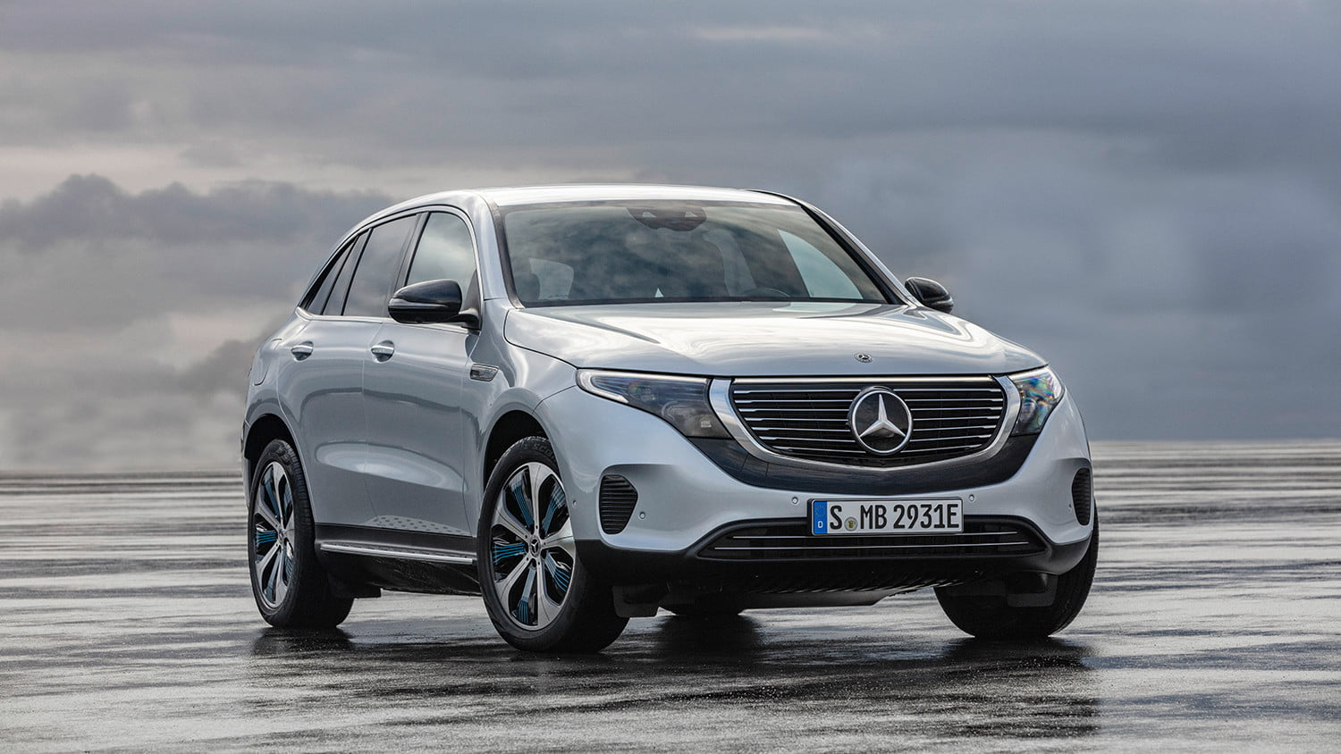 mercedes benz eqc all electric crossover announcement 5