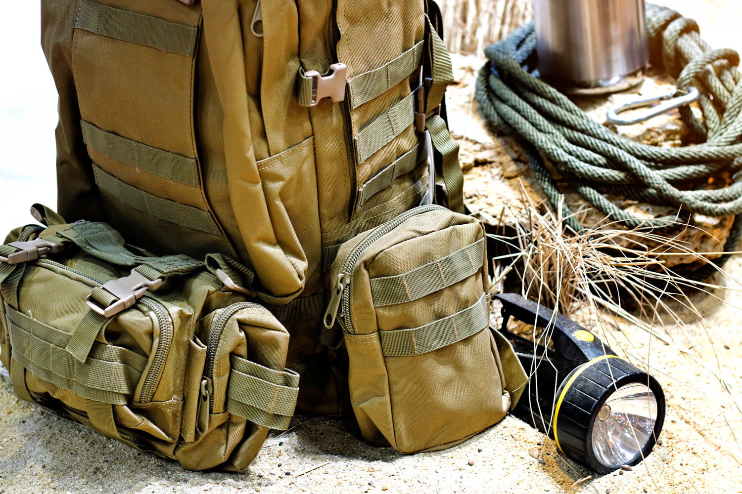 The 10 Best Tactical Backpacks You Need for a Rugged Commute or Adventure